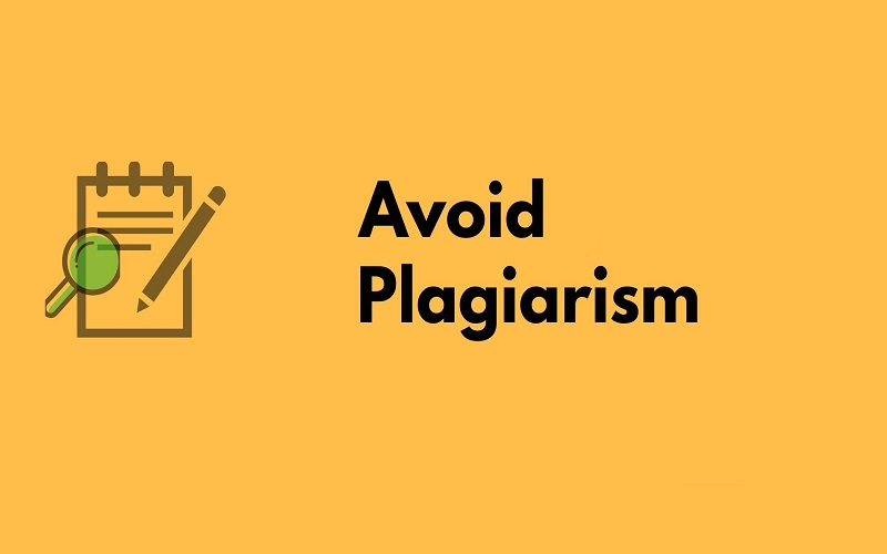 8 Ways To Avoid Plagiarism While Writing A Paper